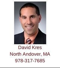North Andover, MA Buyer Agent David S. Kres