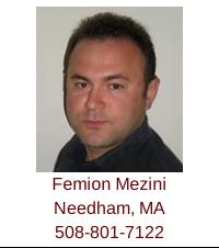 Exclusive Buyer Agent Femion Mezini