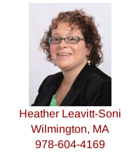 Heather Leavitt-Soni, Exclusive Buyer Agent in Wilmington, MA