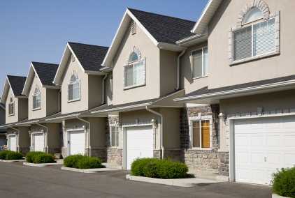 condominium townhouses