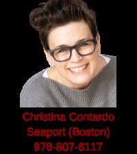 South End Boston Realtor Christina Contardo