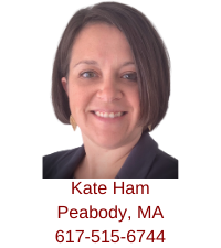 Peabody, MA Real Estate Buyer Agent Kate Ham