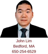 Bedford, MA Realtor John Lim