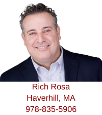 Boston Area Real Estate Buyer Agent  Rich Rosa
