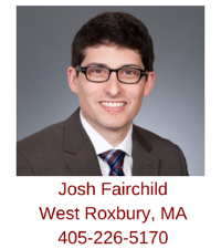 Roslindale, MA Realtor Josh Fairchild