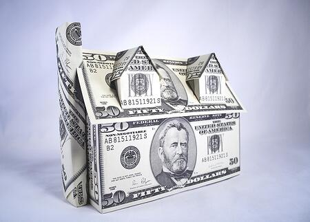 Home purchase deposit versus down payment