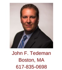 Charlestown (Boston) Buyer Agent John Tedeman